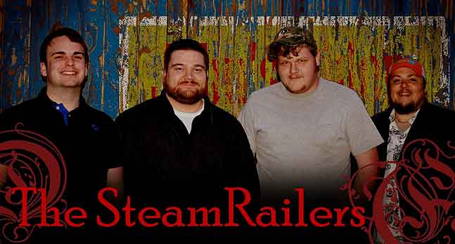 Steam Railers