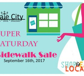 Gate City Sidewalk Sale