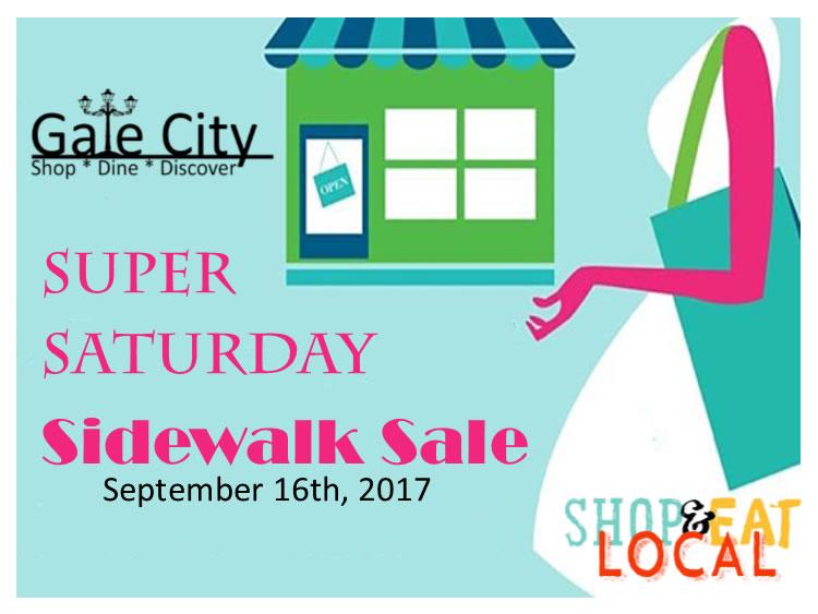 Gate City Sidewalk Sale