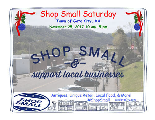 Shop Saturday