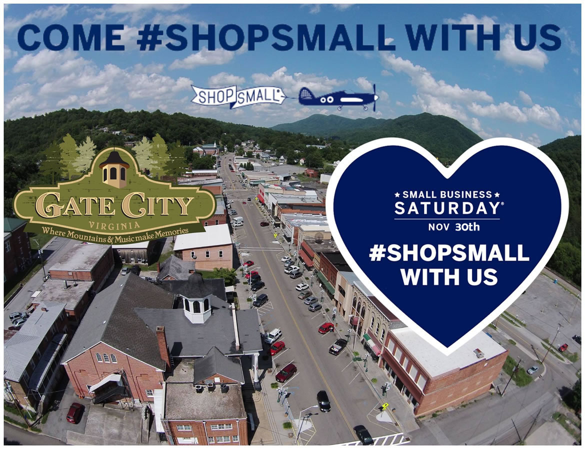 Shop Saturday 2019 - King Alley, Gate City VA