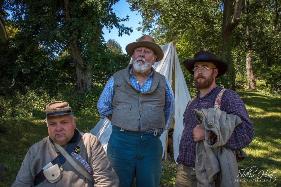Civil War Living History – Civil War Reenactment Event