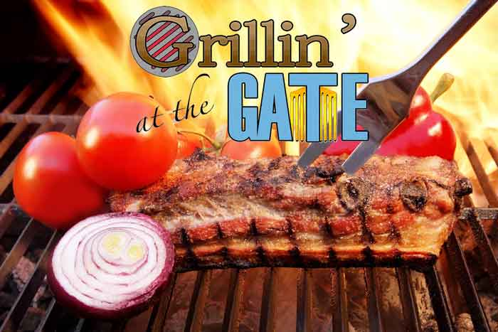 Grilling at the Gate