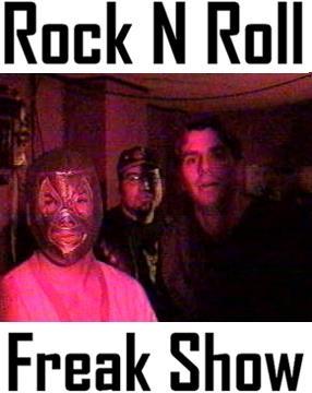 Rock N Roll Freakshow