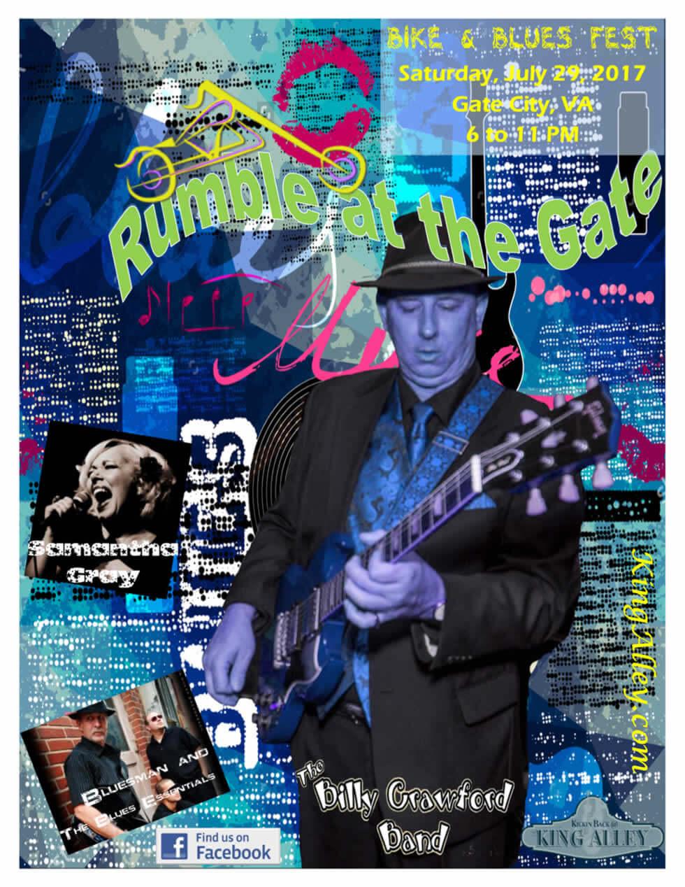 Blue Fest Gate City VA