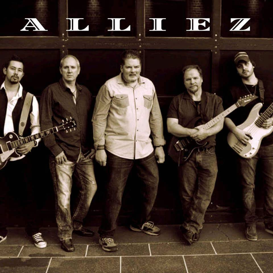 ALLIEZ post flyer