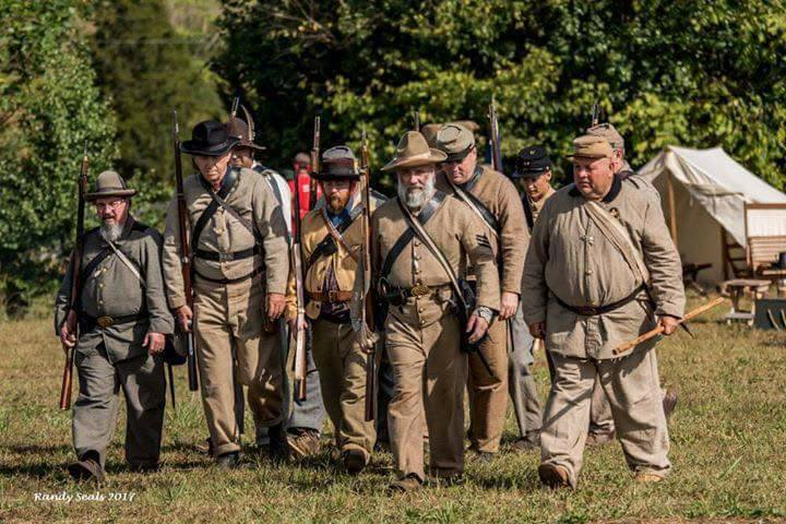 Singles interested in civil war reenacting