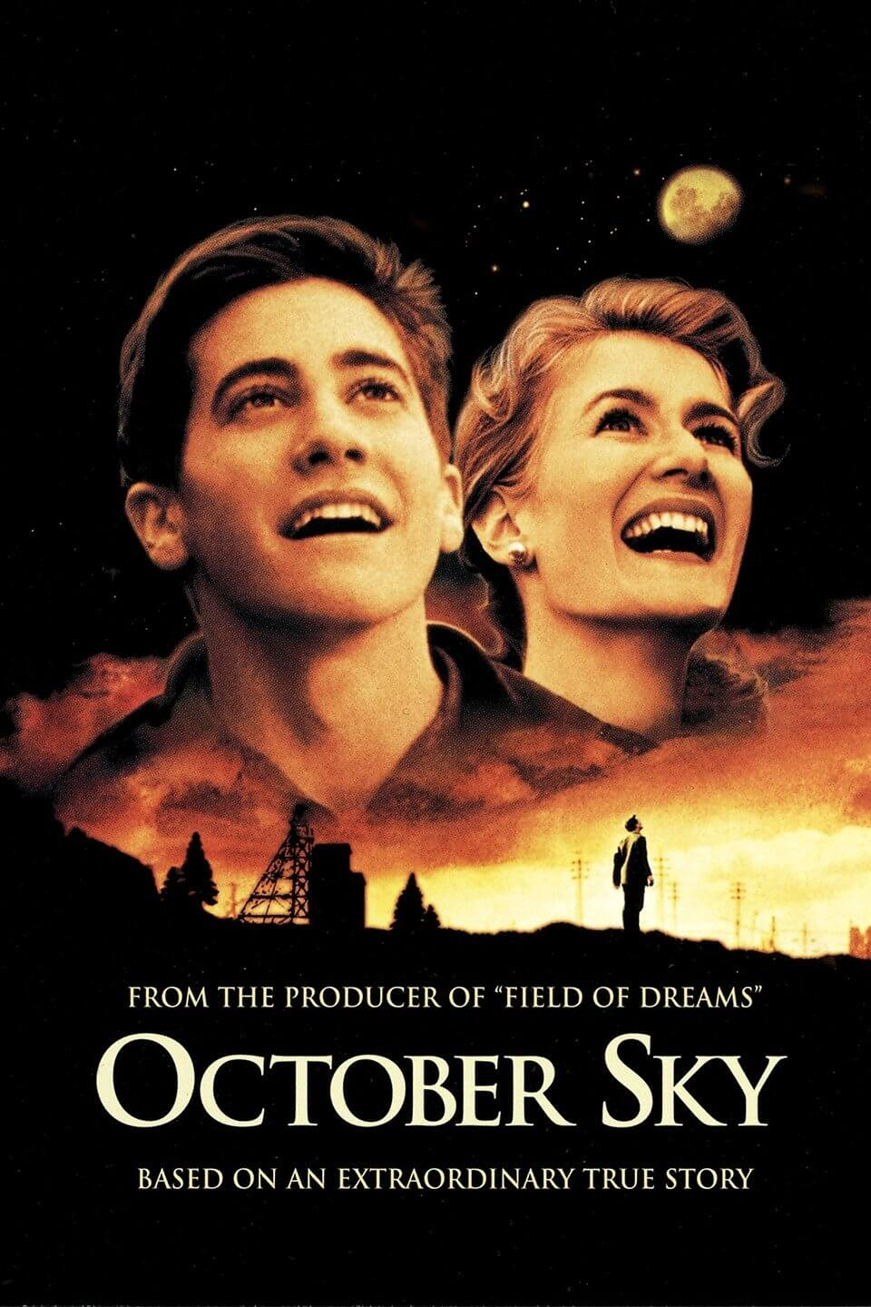 October Sky - King Alley Gate City Virginia