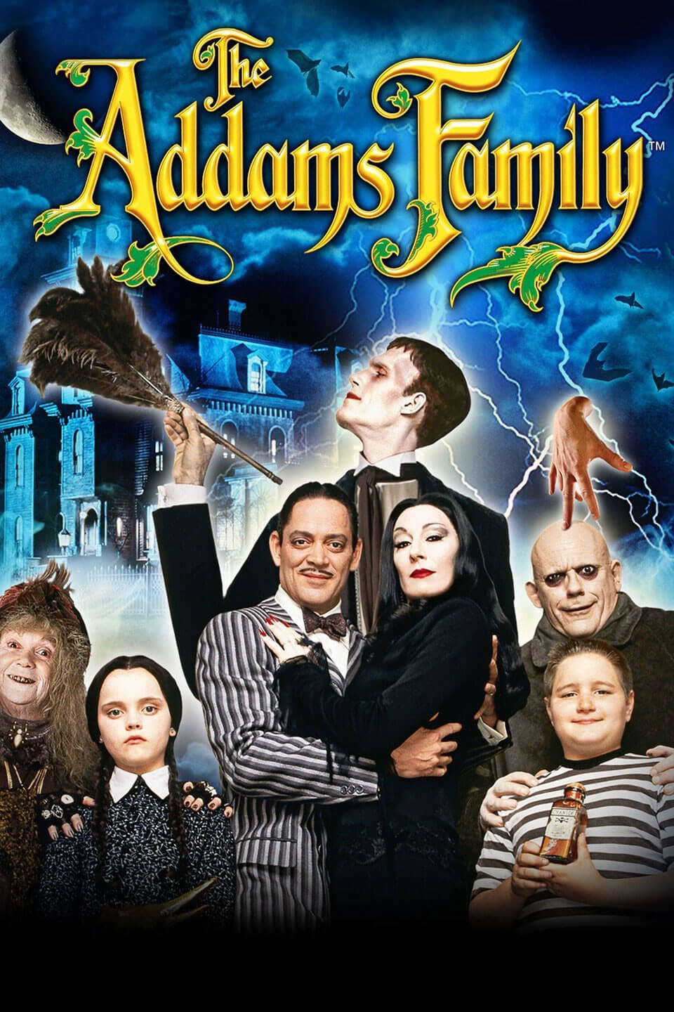 Movie Night - The Addams Family - King Alley - Gate City Virginia