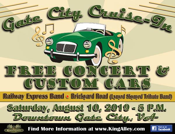 Gate City Cruise-In